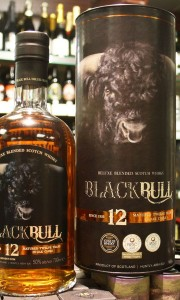 Black Bull 12 Year Old Deluxe Blended Whisky