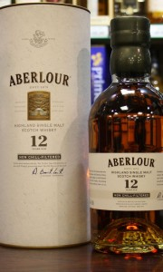 Aberlour 12 Year Old - Non Chill-Filtered 48%