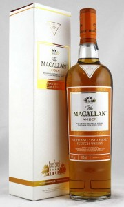 The Macallan Amber Whisky - The 1824 Series