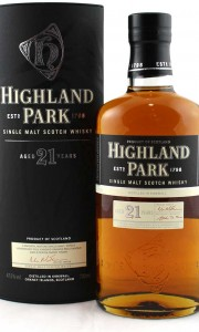 Highland Park 21 Year Old Whisky 47.5%