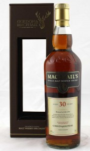 MacPhail's 30 Year Old Single Malt Whisky