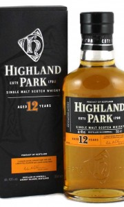 Highland Park 12 Year Old - 35cl