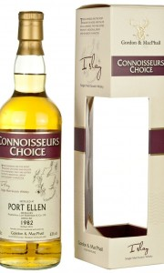 Port Ellen 1982 Connoisseurs Choice