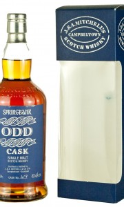 Springbank ODD Single Wine Cask #419