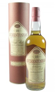 Auchentoshan 10 Year Old, Nineties Bottling with Tube