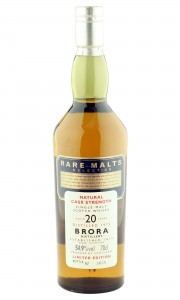 Brora 1975 20 Year Old, Rare Malts Selection