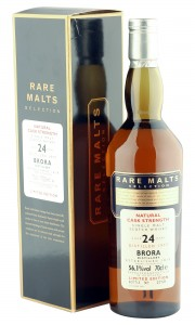 Brora 1977 24 Year Old, Rare Malts Selection with Box