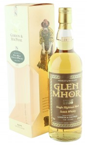 Glen Mhor 1980, Gordon & MacPhail 2011 Bottling with Carton