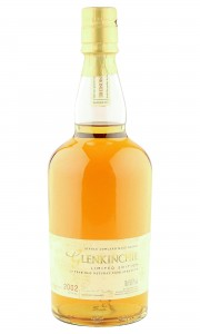 Glenkinchie 12 Year Old Cask Strength, Friends of the Classic Malts