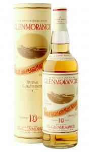Glenmorangie 1984 10 Year Old, Natural Cask Strength 1995 Bottling
