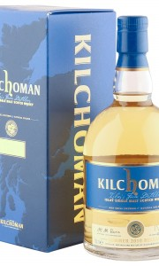 Kilchoman 2010 Summer Release with Box