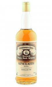 Kinclaith 1966 16 Year Old, Gordon & MacPhail Connoisseurs Choice