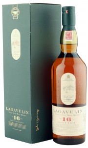 Lagavulin 16 Year Old, White Horse Distillers Bottling with Box