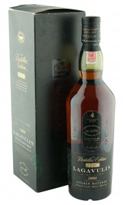 Lagavulin 1988 'The Distillers Edition' Bottling with Box