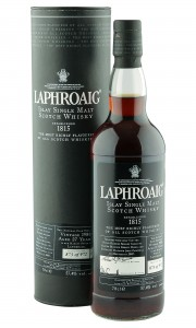 Laphroaig 1980 27 Year Old, Oloroso Sherry Cask with Tube