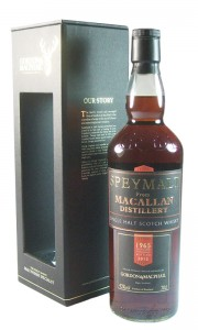 Macallan 1965 Vintage Speymalt, Gordon & MacPhail Bottling