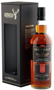 Macallan 1967 Vintage Speymalt, Gordon & MacPhail 2016 Bottling