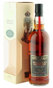 Macallan 1973 Vintage Speymalt, Gordon & Macphail 2006 Release with Box
