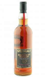 Macallan 1975 Vintage Speymalt, Gordon & Macphail 2002 Bottling