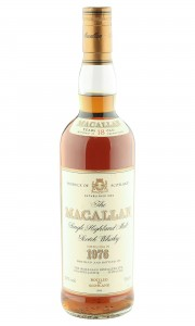 Macallan 1976 18 Year Old, UK Edition Bottling