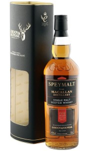 Macallan 1998 Vintage Speymalt, Gordon & MacPhail 2017 Bottling