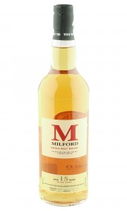 Milford 15 Year Old, New Zealand Single Malt