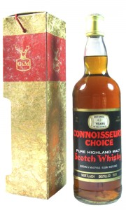 Mortlach 1936 43 Year Old, Gordon & MacPhail Connoisseurs Choice