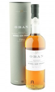 Oban 1969 32 Year Old with Tube