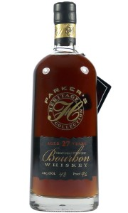 Parker's Heritage Collection 1981 27 Year Old Straight Bourbon Whiskey