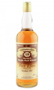 Port Ellen 1969 16 Year Old, Gordon & MacPhail Connoisseurs Choice