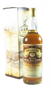 Port Ellen 1970 16 Year Old, Gordon & MacPhail Connoisseurs Choice