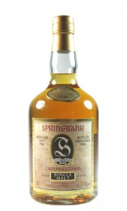 Springbank 1966 30 Year Old