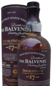 Balvenie 17 Year Old Double Wood Single Malt Whisky