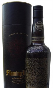 Compass Box Flaming Heart 15th Anniversary Release Blended malt Whisky
