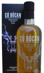 Tomatin Cu Bocan Single Malt Whisky