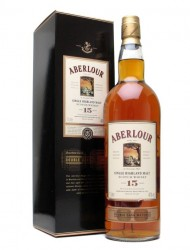 Aberlour 15 Year Old / Double Cask Matured