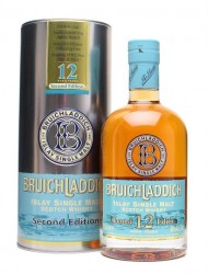 Bruichladdich 12 Year Old / 2nd Edition