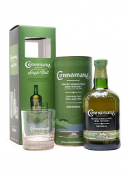 Connemara Peated Irish Whiskey Glass Pack