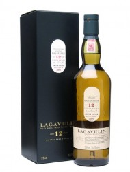 Lagavulin 12 Year Old / Bot. 2009