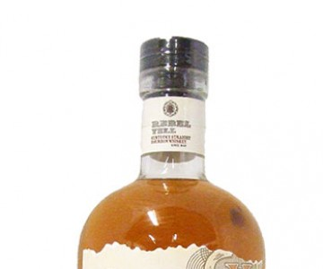 Rebel Yell Kentucky Straight Bourbon Whiskey 70cl