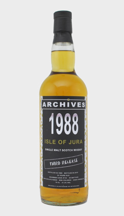 Isle of Jura 1988, Archives